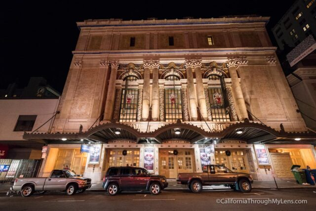 the act in downtown san francisco puts on theater productions of a christmas carol each year seeing the play is a great way to start a new tradition