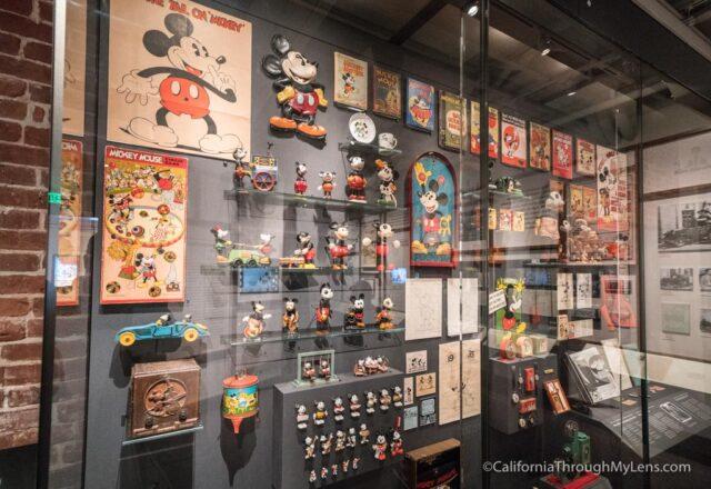 Walt Disney Family Museum In San Francisco S Presidio California
