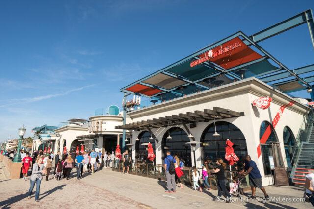 Restaurants Mission Beach Boardwalk Near Belmont Park