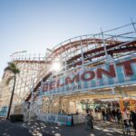 Belmont Park: Wooden Roller Coaster & Rides in Mission Beach