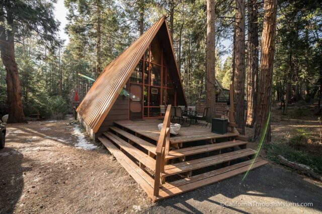 ... Worked With Experience Idyllwild Who Manages Eight Properties, Two  Which Are A Frames, And Amie And I Headed Out To Spend 24 Hours Relaxing In  A Cabin.