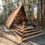 Idyllcreek A-Frame Cabin in Idyllwild