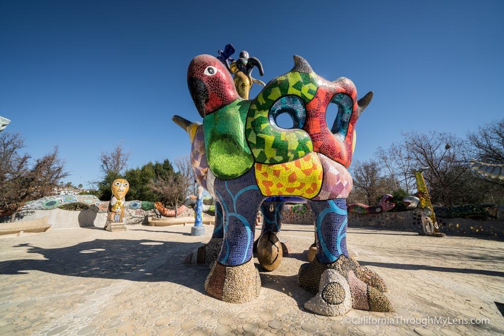 Queen Califia Magical Circle Sculpture Garden In Escondido California Through My Lens