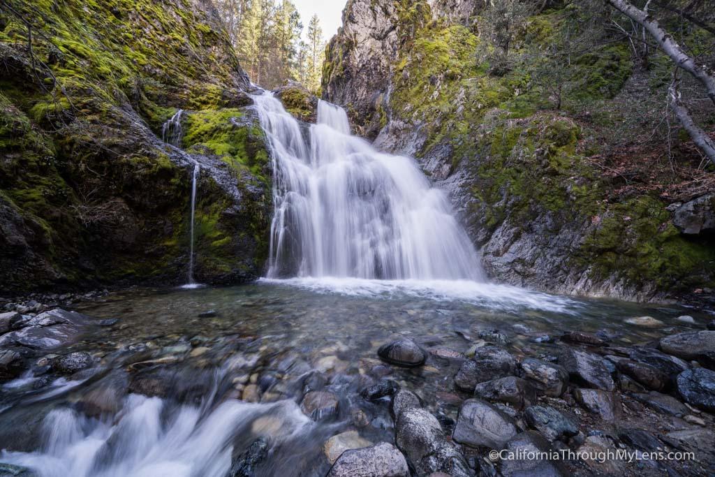Faery Falls Hike In Mt Shasta California Through My Lens