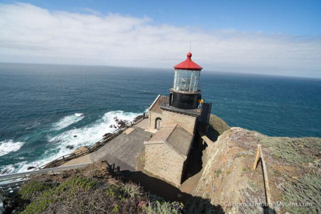 Point Sur Lighthouse Tour in Big Sur - California Through My