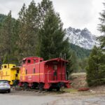 Railroad Park Resort: Sleeping in a Train Car in Dunsmuir