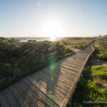 Moonstone Beach Boardwalk in Cambria