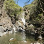 Salmon Creek Falls in Big Sur
