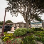 Sea Otter Inn on Cambria's Moonstone Beach Drive