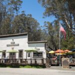 Sebastian's Cafe in San Simeon