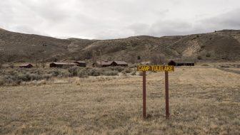 Camp Tulelake and Segregation Center in Tulelake