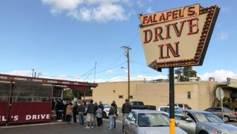 Falafels Drive In: Awesome Middle Eastern Food in San Jose