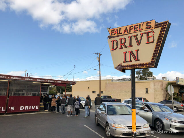 Falafels Drive In Awesome Middle Eastern Food San Jose