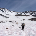Hiking Mt Shasta via the Avalanche Gulch Trail