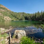 Heart Lake Trail in Mammoth Lakes