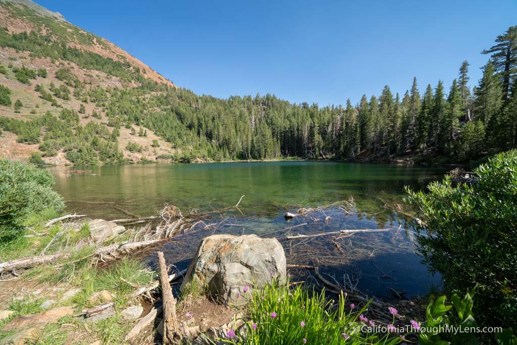 heart lake trail in mammoth lakes california through my lens