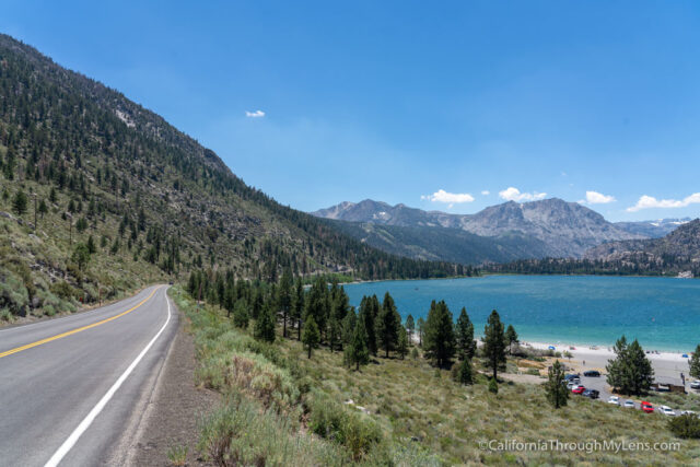 If You Have The Time On Your Drive The 12 Mile June Lake Loop Is A Beautiful Side Trip With Amazing Lakes And Mountains Around Each Turn