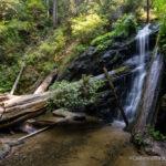 Russian River Gulch State Park Waterfall Trail