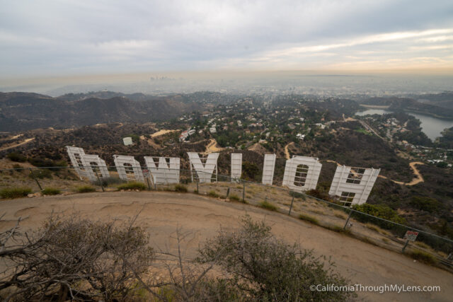 7a59d13212 Nothing says California like a trip up to its quintessential landmark, the  Hollywood Sign. This hike will take you through the Hollywood Hills, ...
