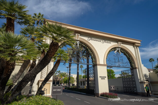 Visit Star Trek Filming Locations from Hollywood to Las ...   Paramount Studios Tour