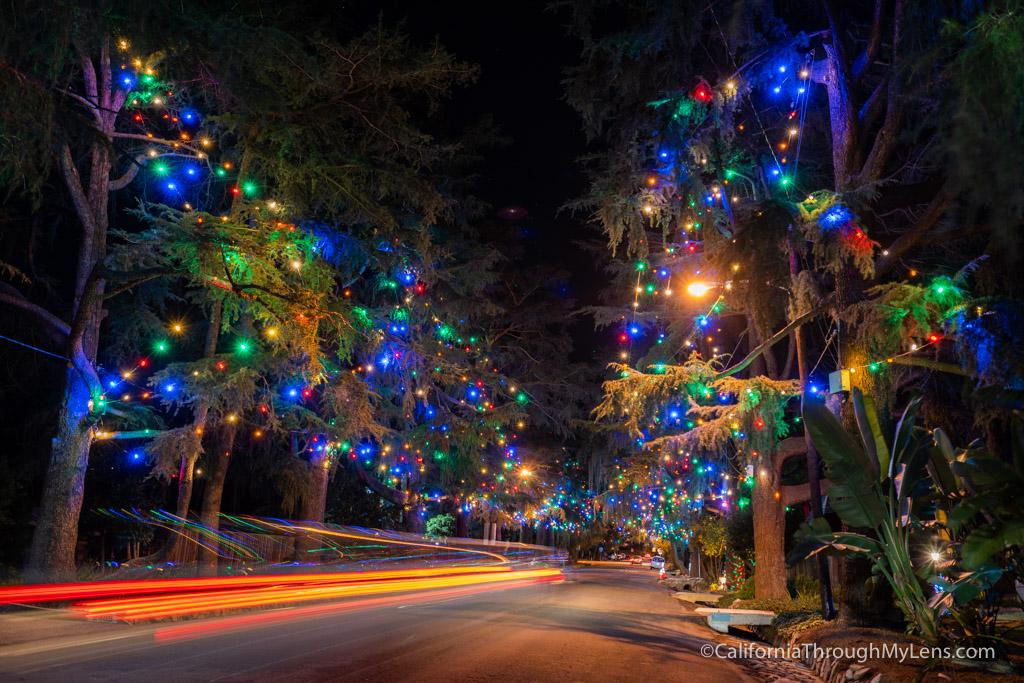 Altadena Christmas Tree Lane Lighting 2020 Christmas Tree Lane: A Holiday Tradition in Altadena   California