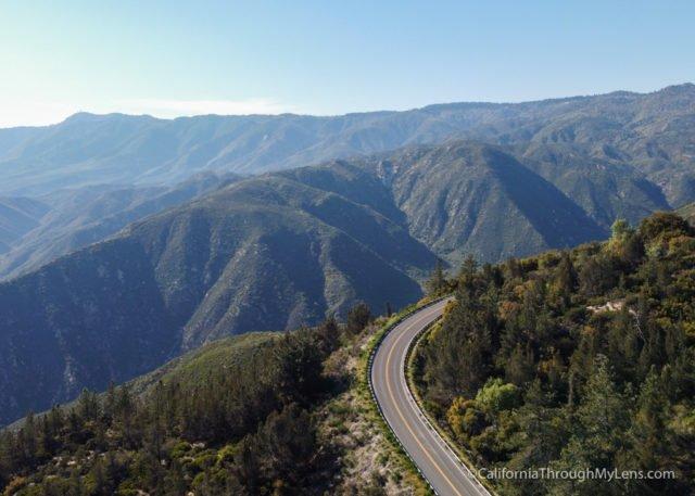 11 great scenic drives in california