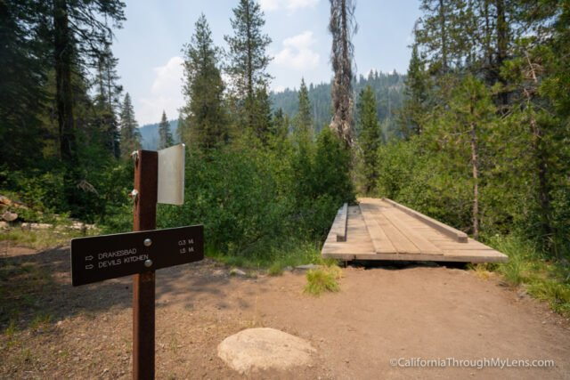 Hiking To Devil S Kitchen In Lassen Volcanic National Park California Through My Lens